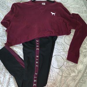 Victoria's Secret PINK Ultimate Outfit Bundle